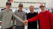 Ogier, sextuple champion du monde, rejoint Toyota avec Rovanpera et Evans