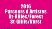 L'art dans l'espace public au centre du Parcours d'Artistes à Forest et Saint-Gilles