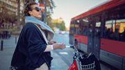 Le bus, le vélo et la marche seront les trois modes de transport principaux en 2050