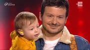 The Voice Belgique : ce moment attendrissant entre Mattéo et son fils