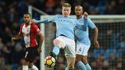 City s'en sort de justesse face à Southampton, De Bruyne doublement décisif