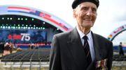 Jim Booth, ancien Royal Marine et vétéran du D-Day.
