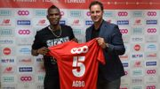 Le Standard engage Uche Henry Agbo, un milieu international nigérian
