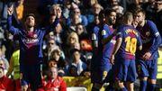 Vermaelen et le Barça assomment le Real dans un Clasico riche en émotions