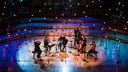 Un Pari des Bretelles réussi et relevé pour Félicien Brut, Edouard Macarez et le Quatuor Hermès