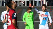 """A Cagliari, Mertens a tout """"déchiré"""" : La saison de la """"consécration"""" ?"""