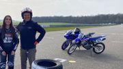 Moto-cross : Le rêve de Chiara D'Addario...