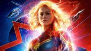"""""""Captain Marvel"""" franchit le cap du milliard de dollars"""