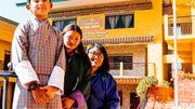 Dans son école, Deki Choden veut des professeurs heureux et des élèves heureux, futurs adultes qui changeront le monde.