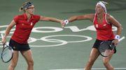 Fin de l'aventure olympique pour la paire Wickmayer-Flipkens