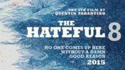 """Tarantino dévoile les premières images de son western """"The Hateful Eight"""""""