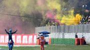 Bagnaia, vainqueur en Moto2 à Saint-Marin, accroît son avance sur Oliveira