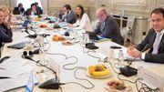 Un Comité de concertation présidé par Sophie Wilmès, alors Première ministre, à la mi-juillet.