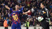 Messi étrenne son 6e Ballon d'Or par un fabuleux triplé pour assommer Majorque