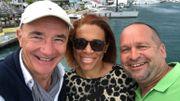 Quelque chose en nous de Caraïbes : Valérie, Laurent et…Johnny, la Belgique sous les Tropiques !