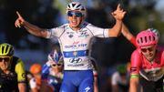 Coup double de Hodeg lors de la 3ème étape du Tour de Pologne