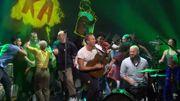 Live génialement festif pour Coldplay + annonce d'un prochain concert sur YouTube