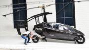 La première voiture volante devrait prendre son envol aux Pays-Bas en 2018