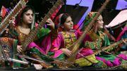 """L'orchestre féminin de Kaboul """"Zohra"""" primé en France"""