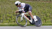 Cancellara bat Roelandts d'une seconde dans le prologue du Tour de Suisse