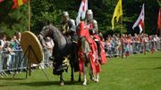 Les Médiévales de Beauraing: ambiance festive tout au long de ce week-end