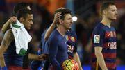 Vermaelen titulaire, Messi voit triple et remet le Barça en tête