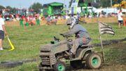 Les 24 heures tracteur tondeuse, tout un concept...