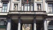 Au cœur des Galeries Royales St-Hubert !