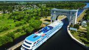 """Le Tchekhov : un bateau 5* de 140 cabines, entièrement dédié à la croisière """"C'est du belge"""" en août 2022"""