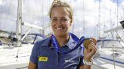 """Emma Plasschaert : """"Quand je navigue, je suis heureuse... C'est indescriptible"""""""