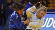 Charline Van Snick remporte le bronze au GP de Zagreb