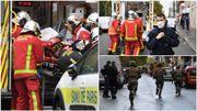 """Attaque à l'arme blanche à Paris: """"Manifestement c'est un acte de terrorisme islamiste"""""""