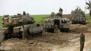 Israël mène de nouvelles frappes dans la bande de Gaza