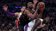 Les Lakers impuissants face à Toronto