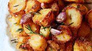 Recette de Candice : Véritables pommes de terre croustifondantes