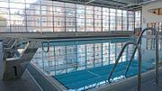 La nouvelle piscine compte deux bassins, l'un de 25 mètres sur 15, avec 6 couloirs (photo), et un autre bassin d'apprentissage, de 15 mètres sur 10.