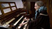 An Pierlé, des autos-tamponneuses à l'orgue d'église
