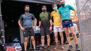 Viva for Life : ils escaladent la Tour Reyers pendant 12h et récoltent 8.611€  !