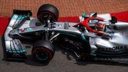 Lewis Hamilton règne sur Monaco et prive Valtteri Bottas d'une quatrième pole consécutive