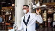 Les touristes de retour dans les rues de Venise