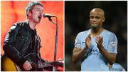 Noel Gallagher rend hommage à Kompany lors d'un concert à Séoul