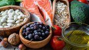 Manger sain pendant une brève pause déj