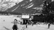 Chamonix, en 1947