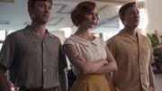 Tous fans du look vintage de Beth Harmon, la prodige des échecs!