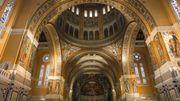 La balade de Carine : La basilique Sainte-Thérèse de Lisieux