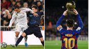 Eden Hazard est le joueur le plus insaisissable de la décennie, Messi le plus grand vainqueur