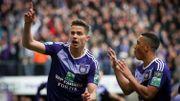 Un Anderlecht confiant dispose de dix Brugeois et prend le large