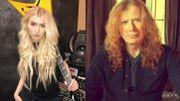 [Zapping 21] Dave Mustaine et sa fille Electra reprennent un classique des Beatles en quarantaine