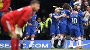 Chelsea, avec Hazard double passeur s'impose face à Watford