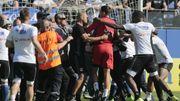 Bastia-Lyon officiellement arrêté à la suite des échauffourées